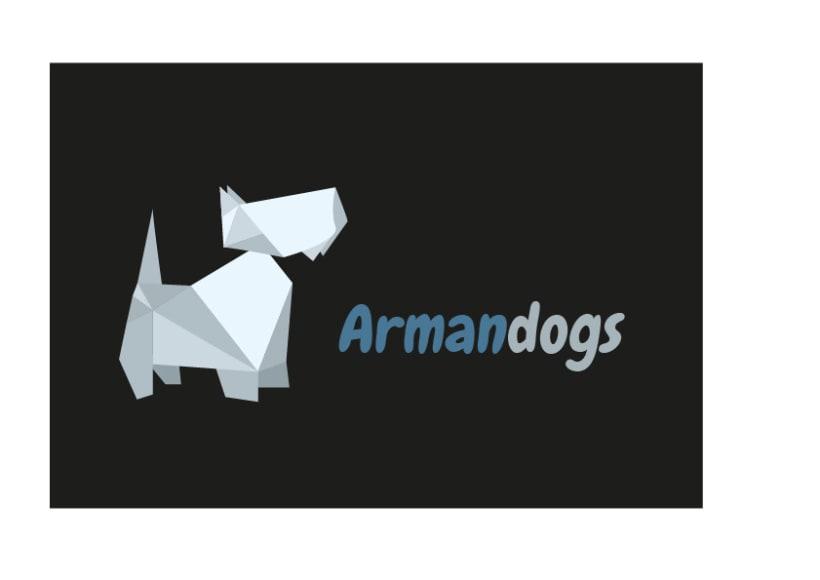 Logotipo para escultor de papel 4