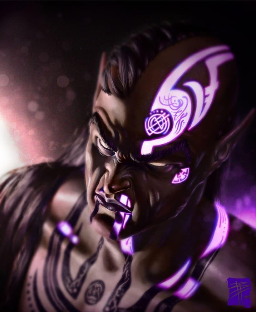 Ilustración Digital 2012 1