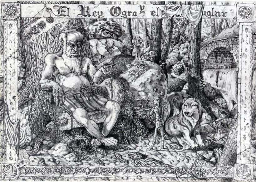 Ilustración tradicional 1