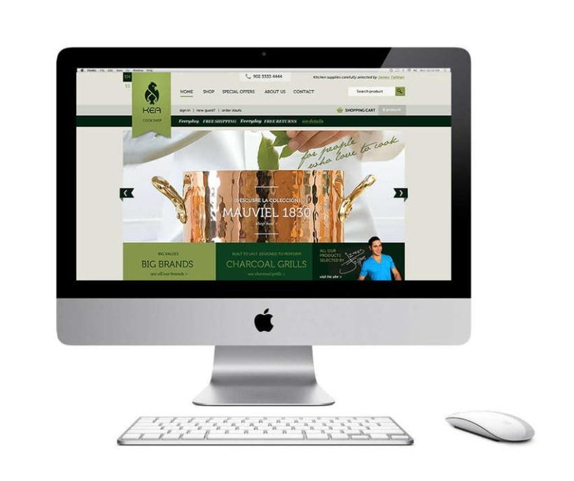 Kea - Tienda online 2