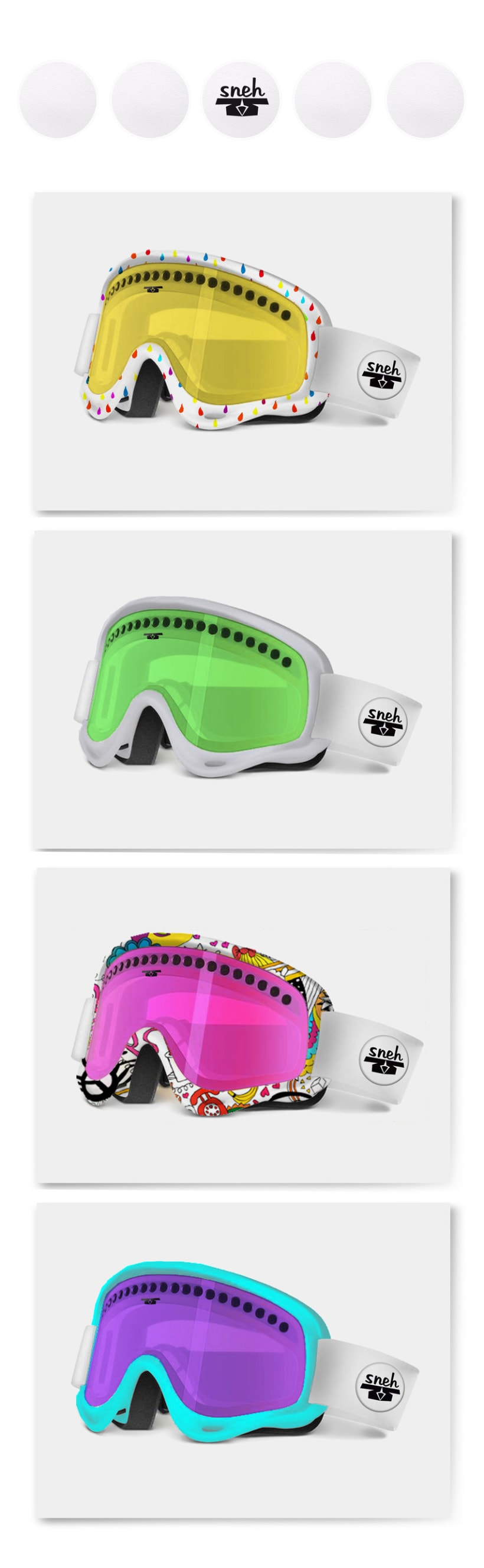 Marca de Snowboards 24