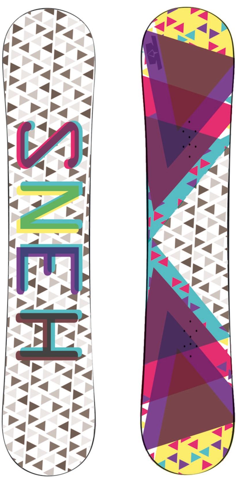 Marca de Snowboards 11