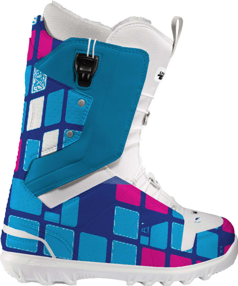 Marca de Snowboards 22