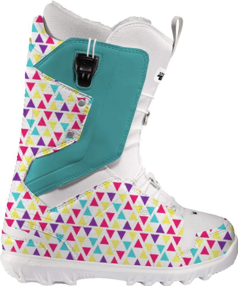Marca de Snowboards 21