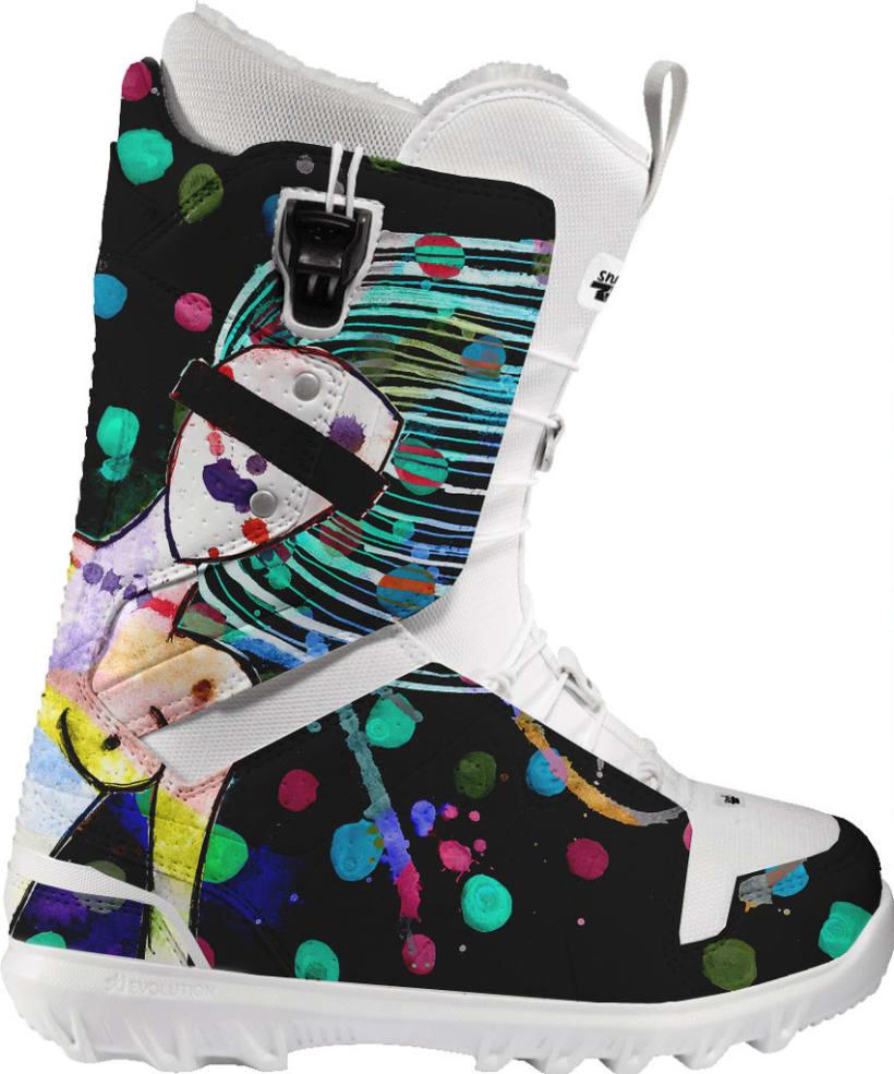 Marca de Snowboards 20