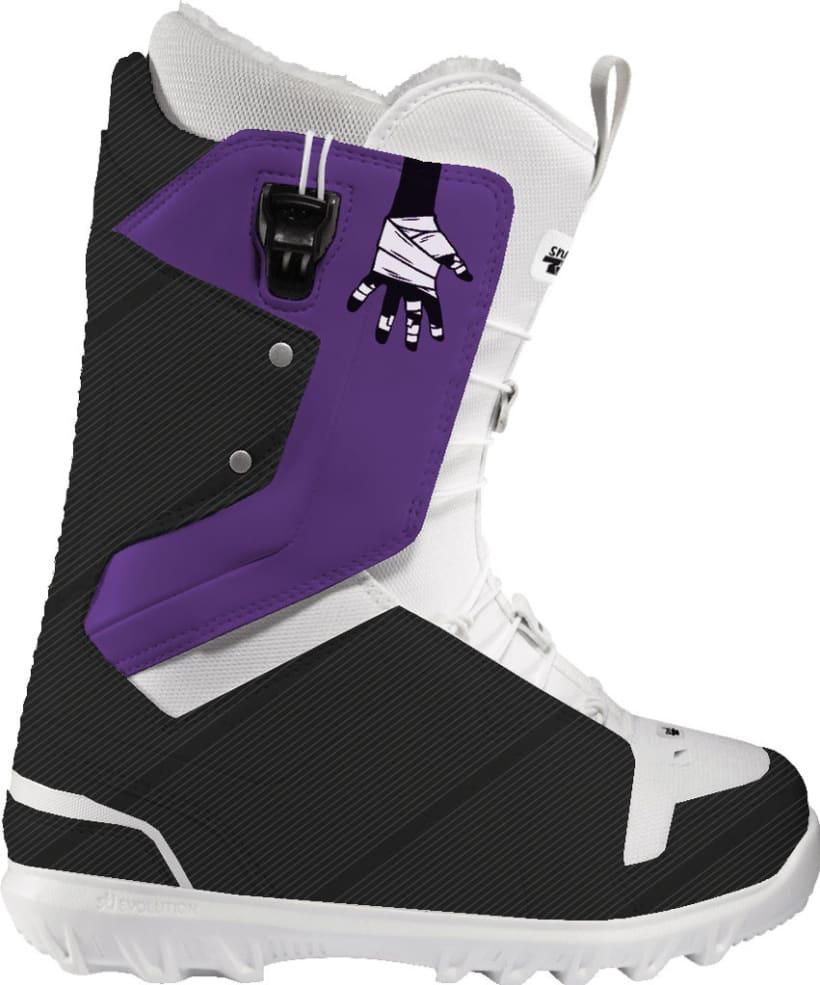 Marca de Snowboards 19