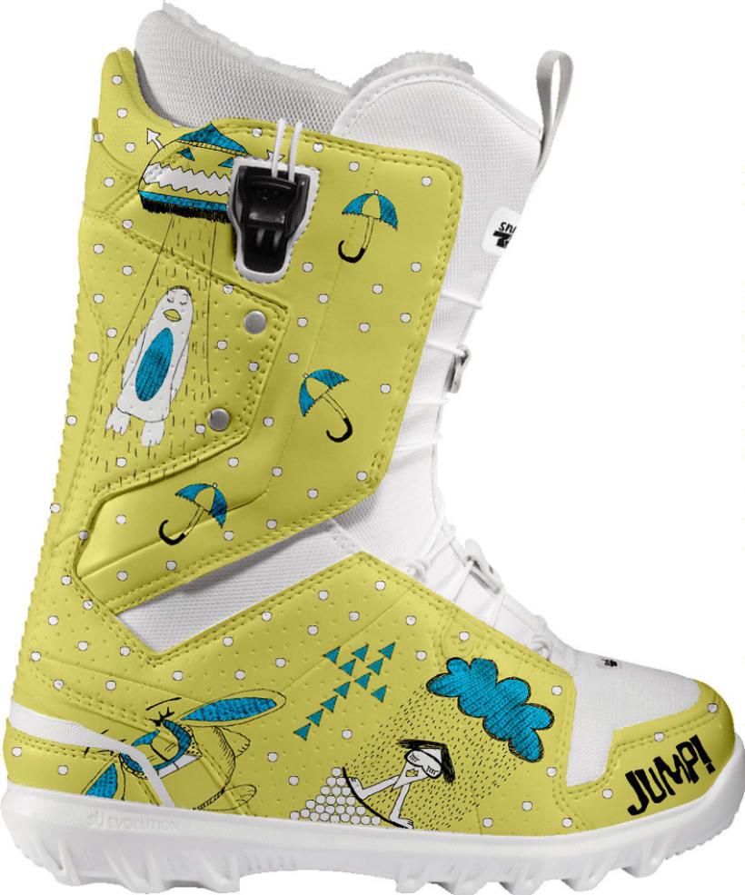 Marca de Snowboards 17