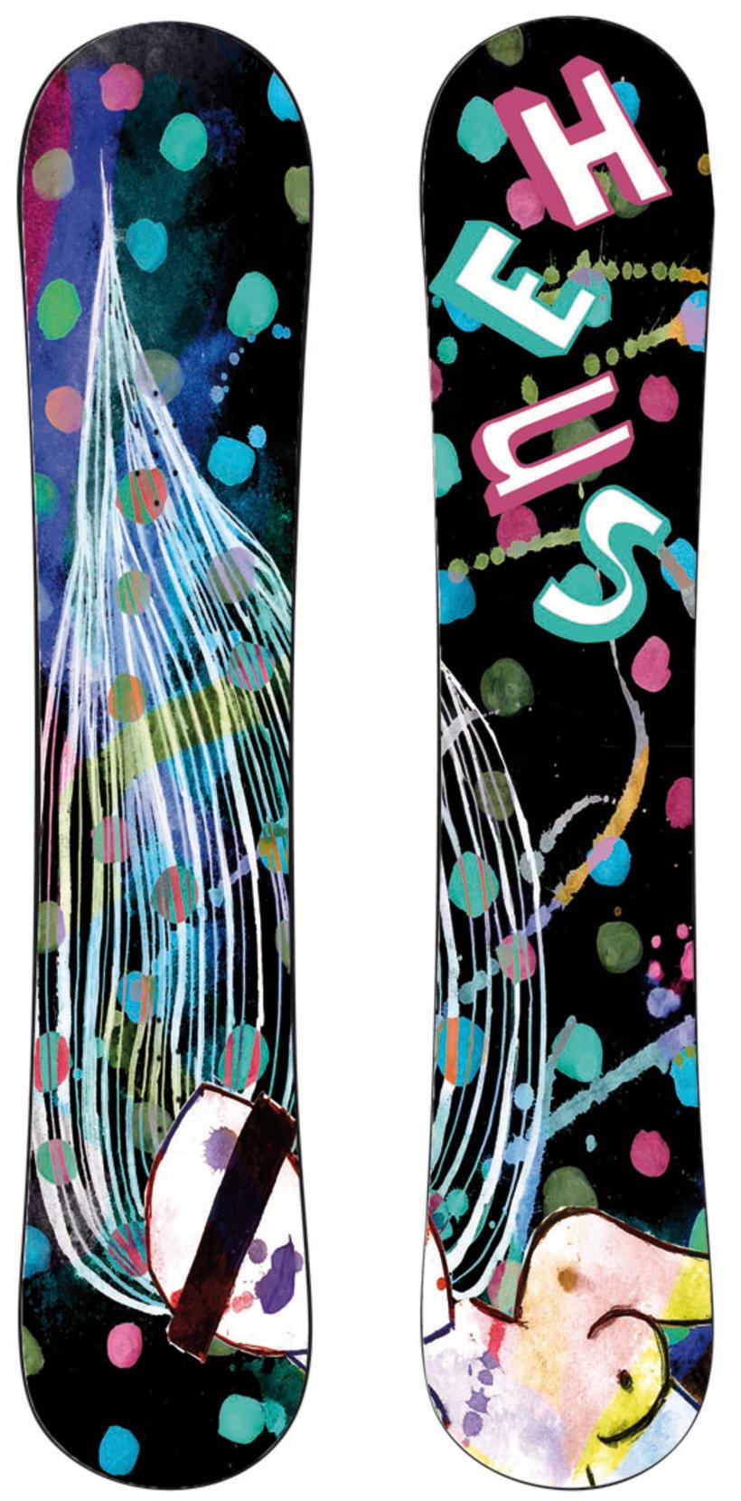 Marca de Snowboards 10
