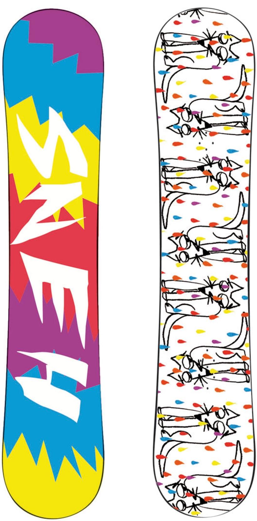 Marca de Snowboards 8