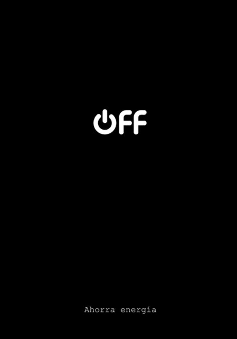 Off, ahorra energía 1