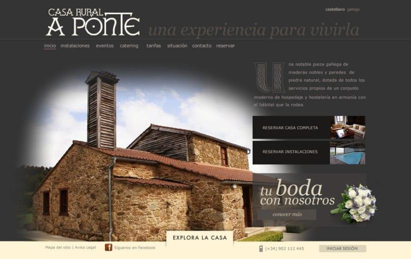 A Ponte - Web 2