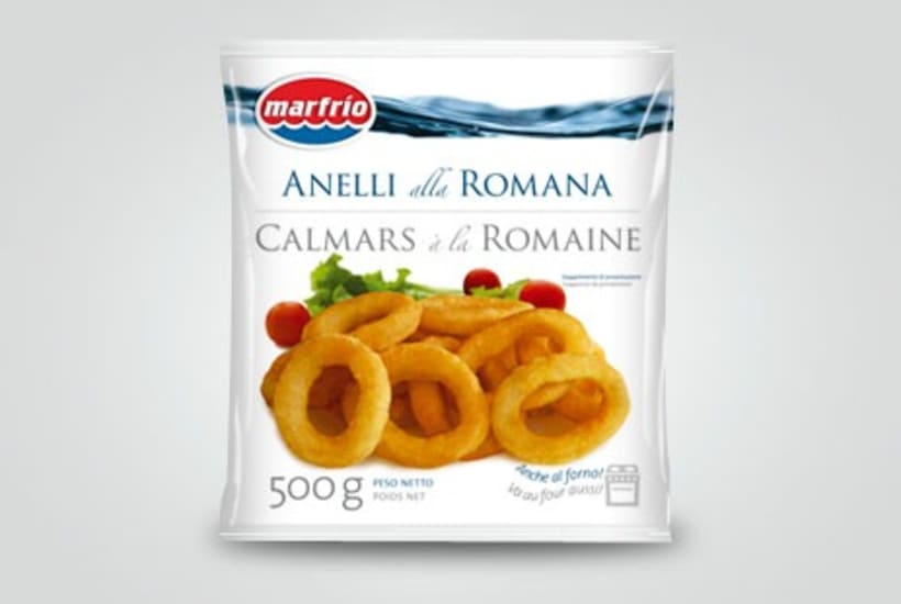 Marfrío - Web, packaging, stand 4