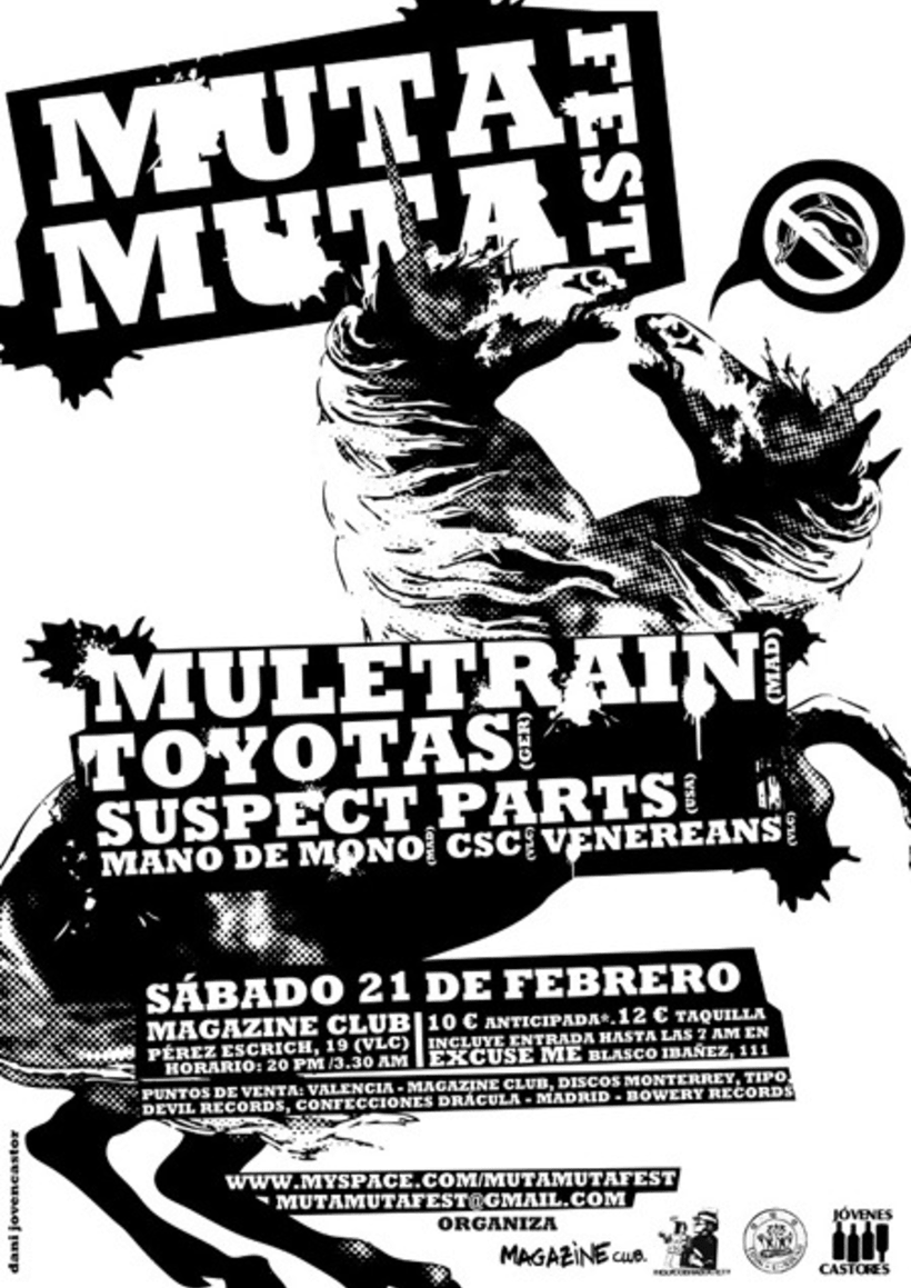 Muta Muta Fest 1