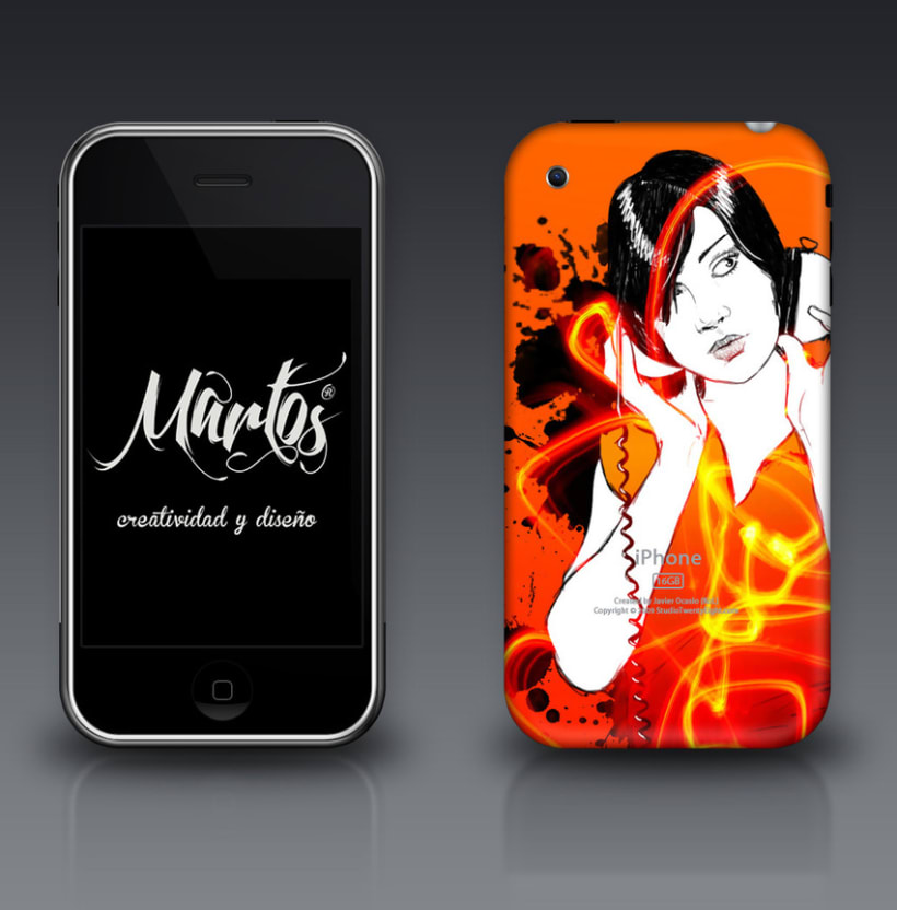 Protector Iphone 1
