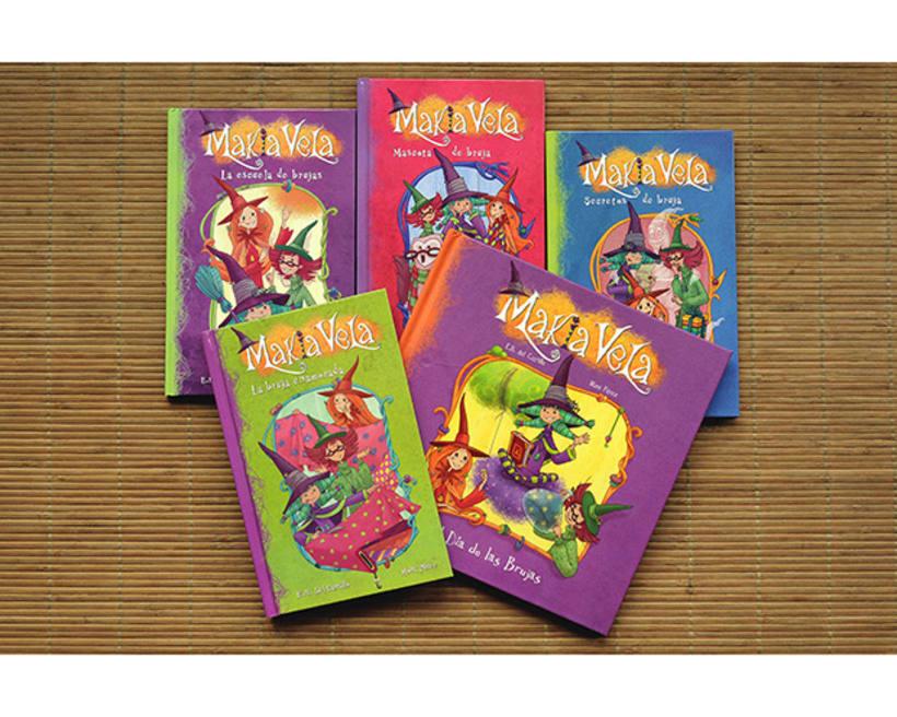Diseño y maquetación de libros infantiles 1