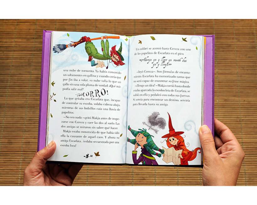 Diseño y maquetación de libros infantiles 5
