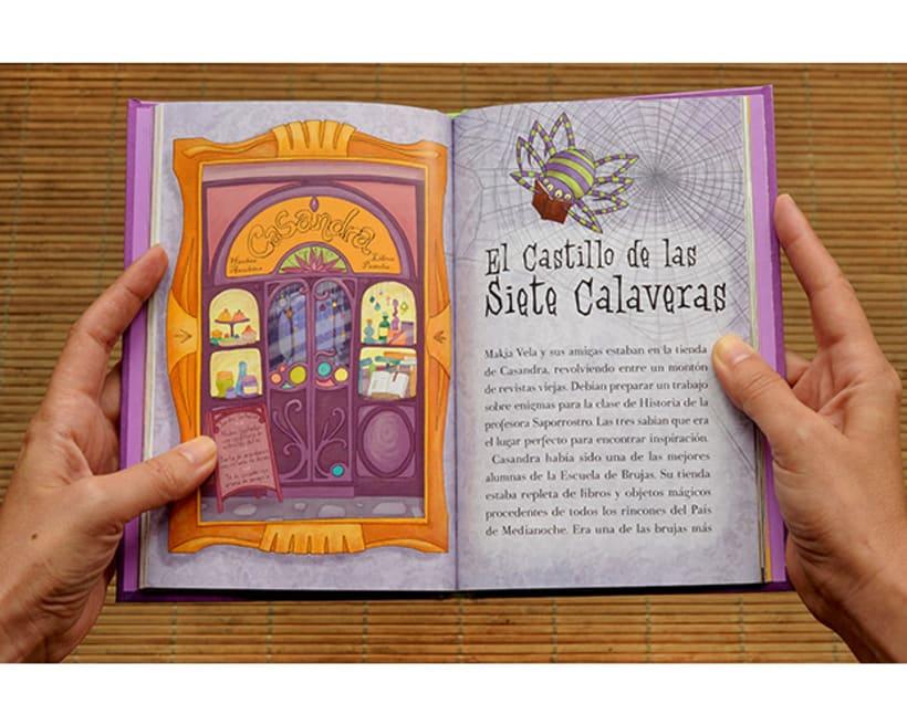 Diseño y maquetación de libros infantiles 4