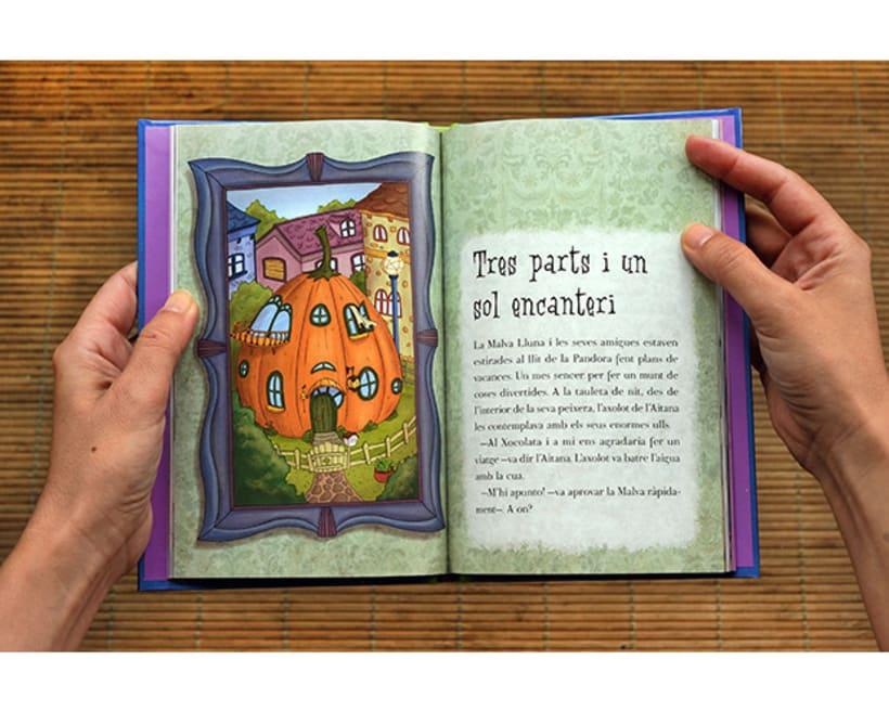 Diseño y maquetación de libros infantiles 2