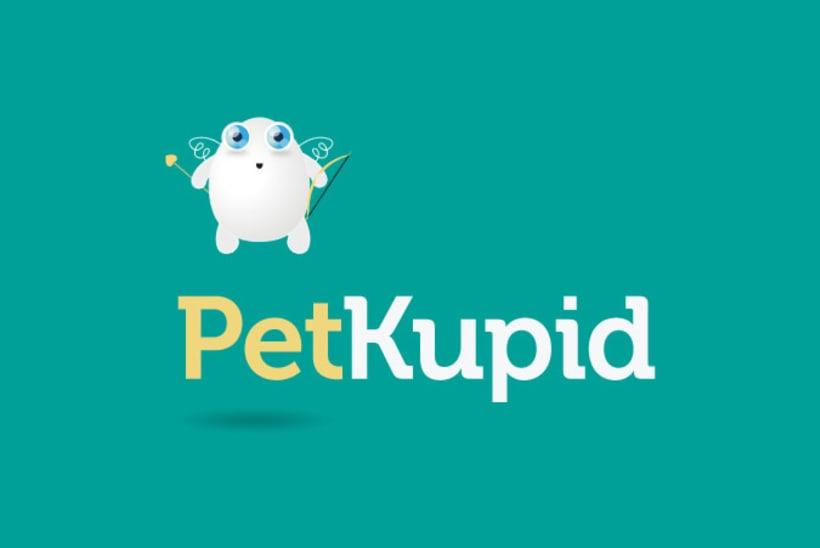 Pet Kupid - Logo 2