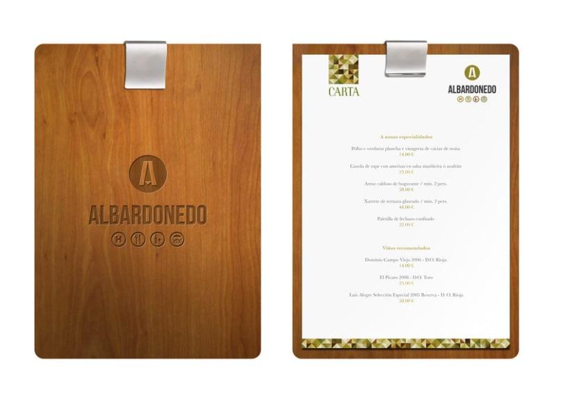 Brand Albardonedo 2
