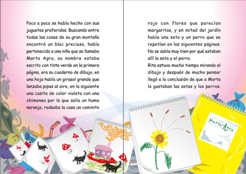 Ilustraciones para cuento infantil. 5