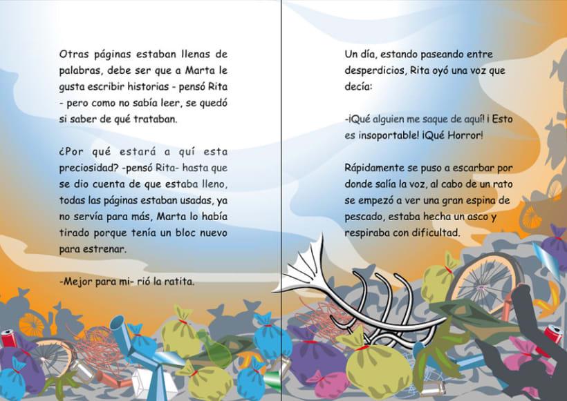 Ilustraciones para cuento infantil. 7