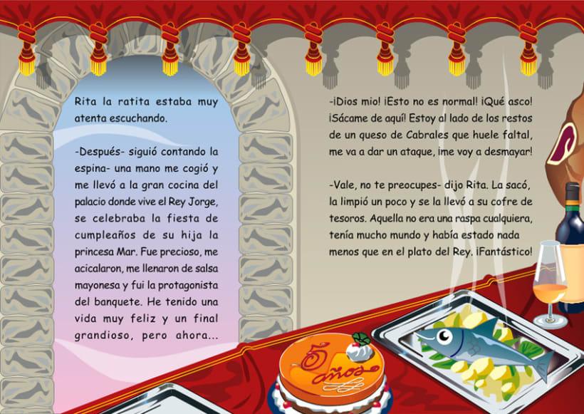Ilustraciones para cuento infantil. 9