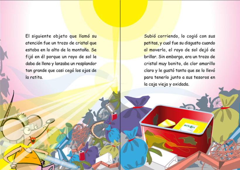 Ilustraciones para cuento infantil. 10