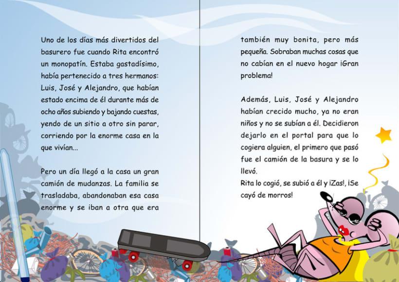 Ilustraciones para cuento infantil. 12