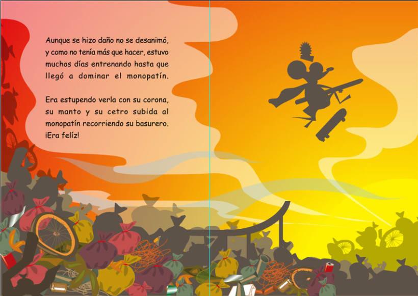 Ilustraciones para cuento infantil. 13