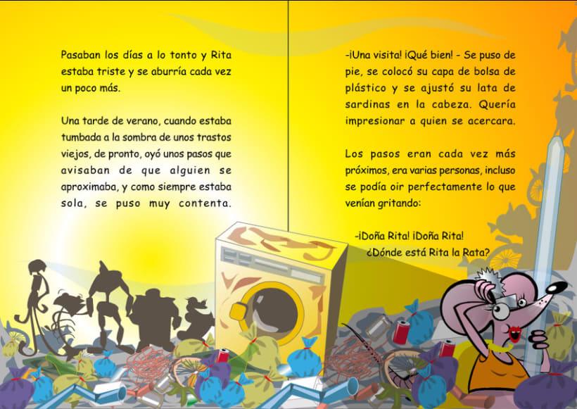 Ilustraciones para cuento infantil. 15