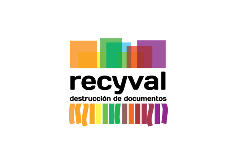 Identidad Corporativa Recyval 2