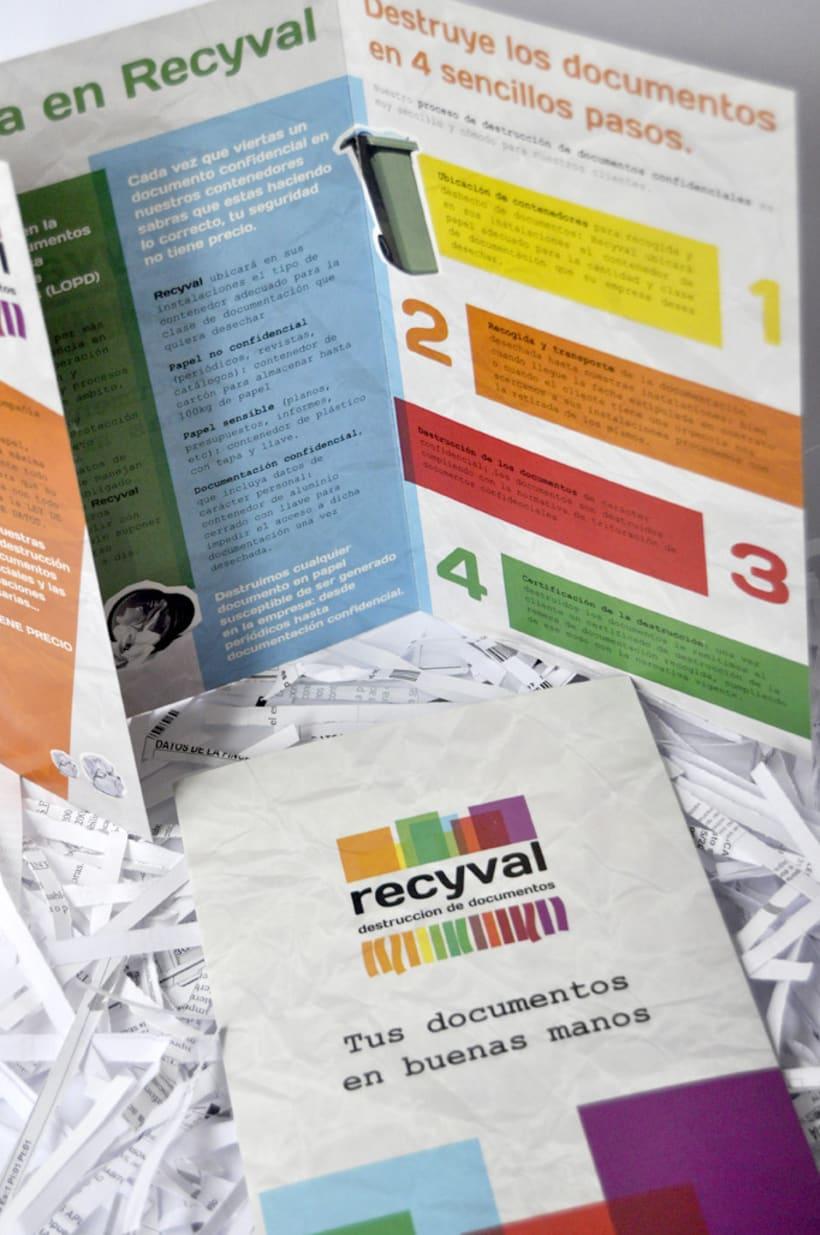 Identidad Corporativa Recyval 3