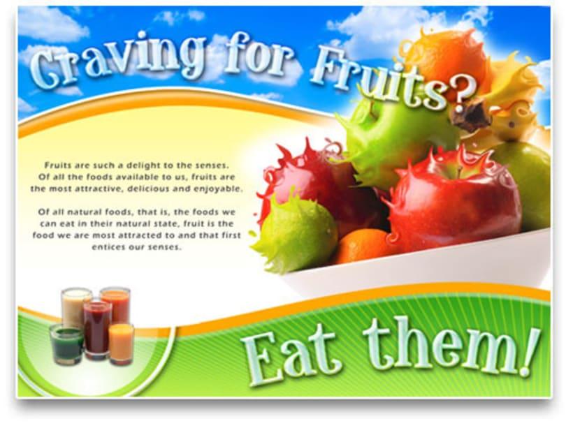 Crazy fruit 1