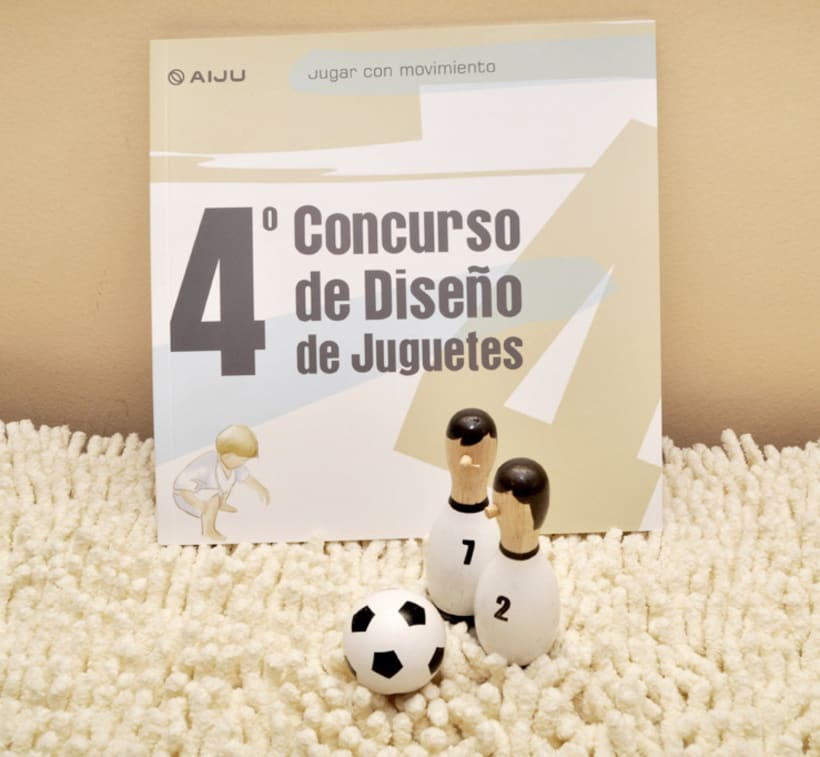 Catálogo Concurso Diseño del Juguete 1