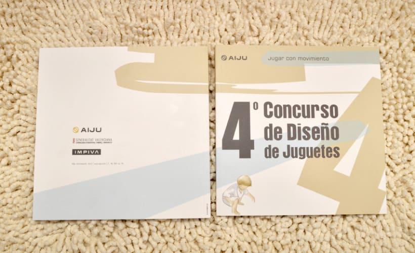 Catálogo Concurso Diseño del Juguete 3
