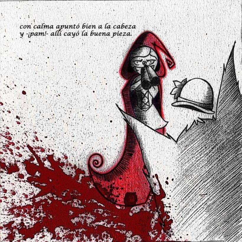 Caperucita Roja / Red Riding Hood 10