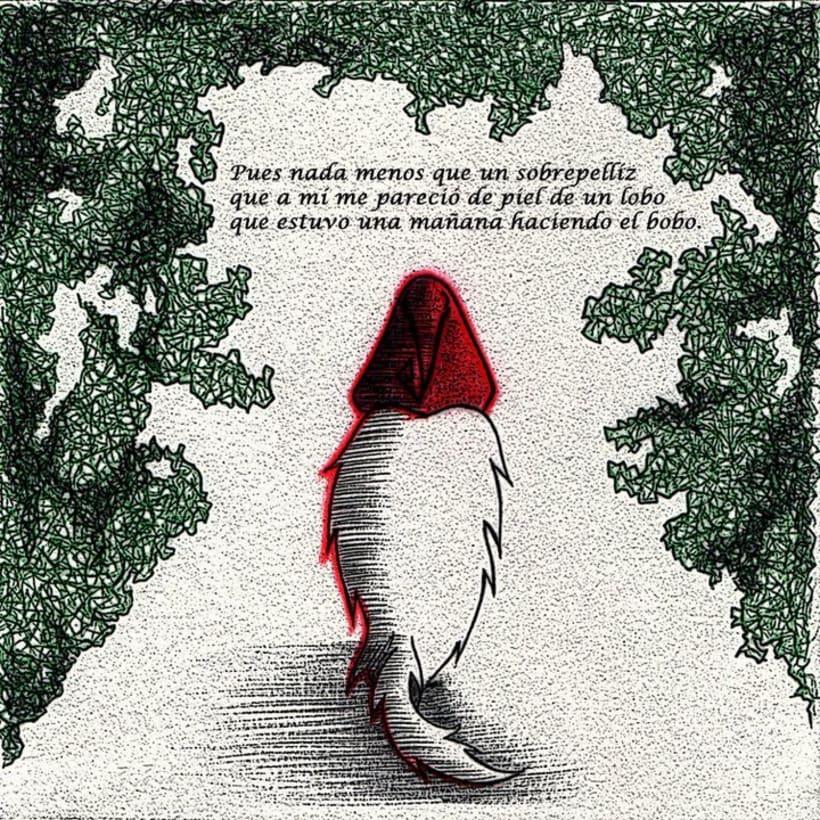Caperucita Roja / Red Riding Hood 12