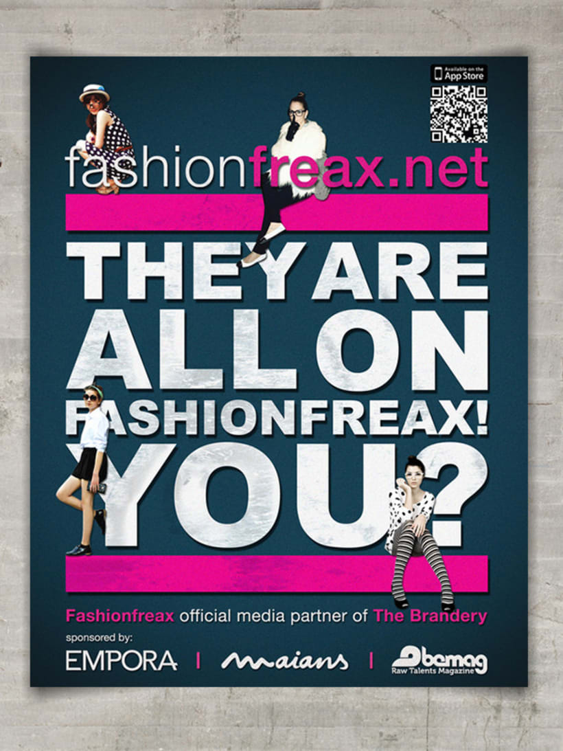Fashionfreax at The Brandery Summer 2011 1