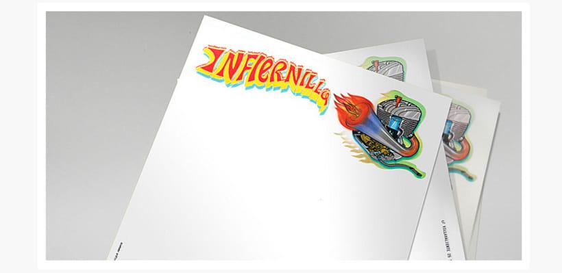 Infiernillo® 14