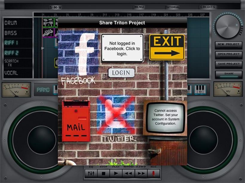 iPad music App 2