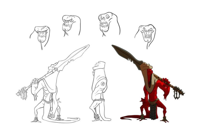 Concepto de personajes 5