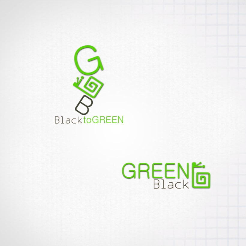 Black to Green 3
