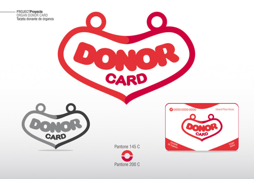DONORcard 1