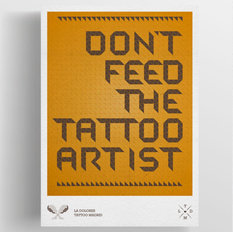 Don´t feed the tattoo artist 5