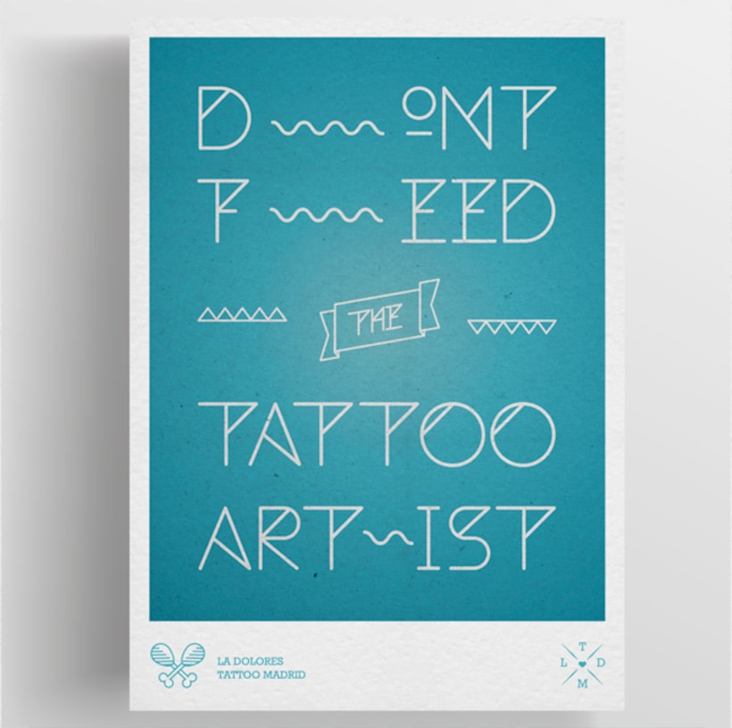 Don´t feed the tattoo artist 4