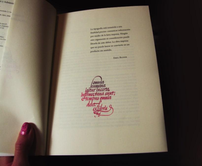 Ex libris y firma 7