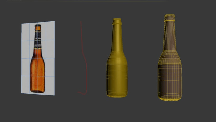 Cruzcampo 3D Packaging 4