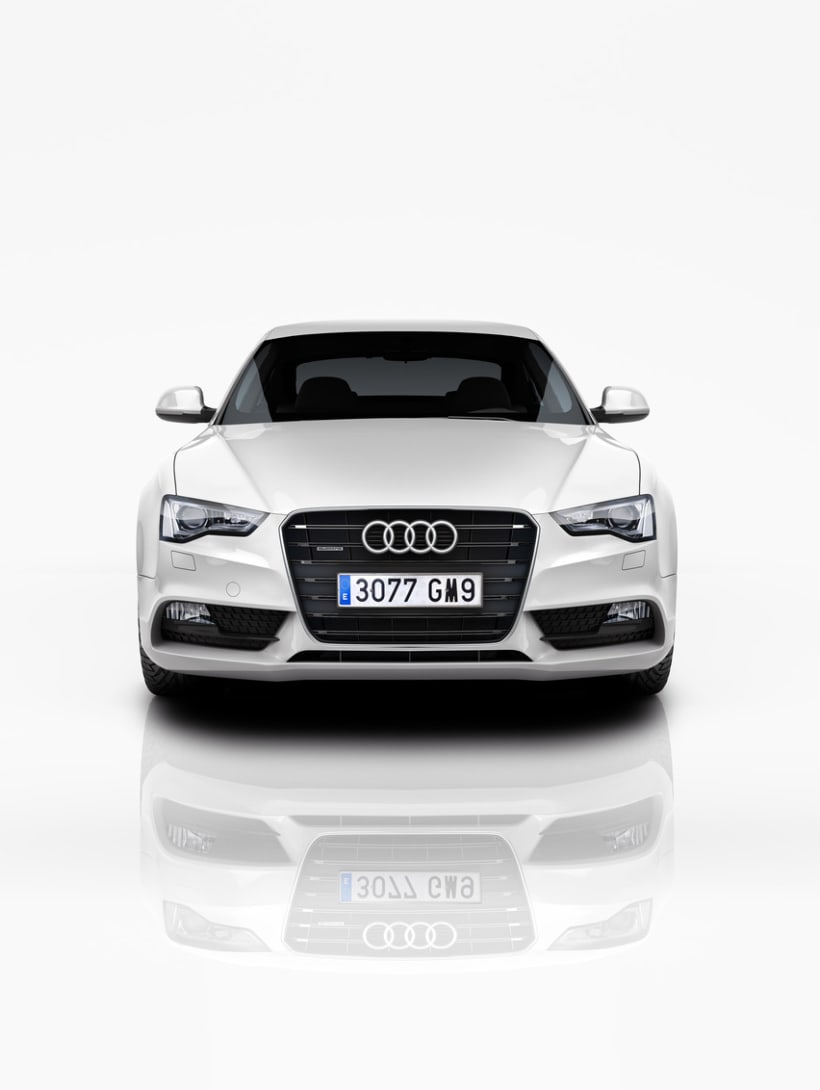Audi A5 Coupe 1