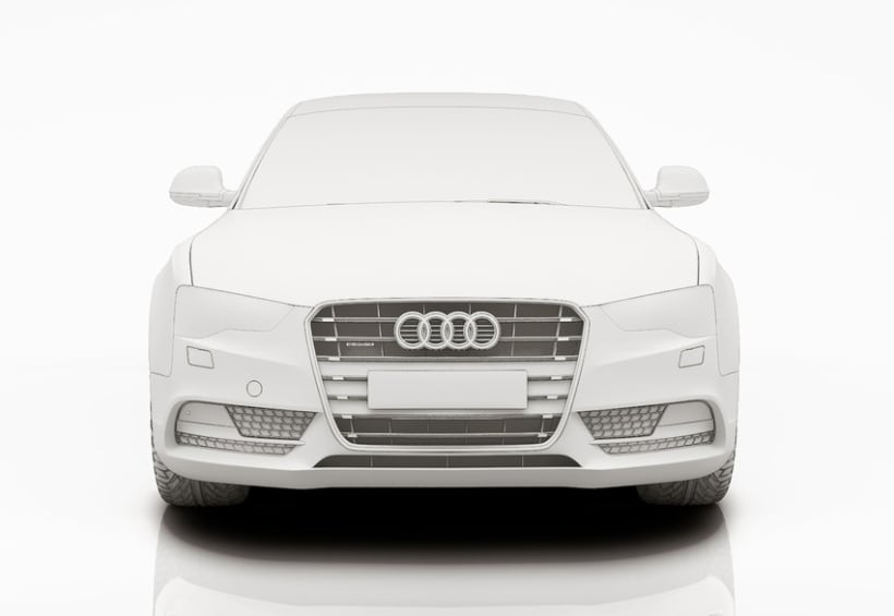 Audi A5 Coupe 2